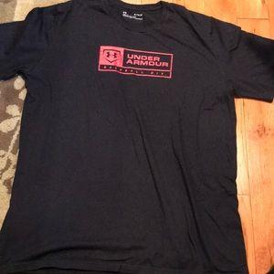 Under Armour Baseball t-shirt XL